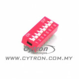 DIP Switch(8Way)