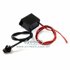 el wire cytron technologies el wire driver circuit el wire inverter 12v