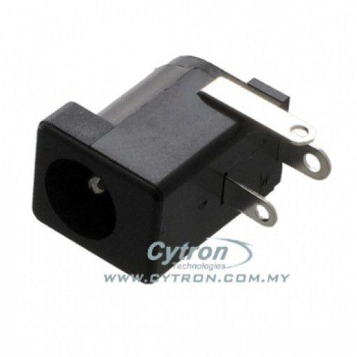 HL2527 DC Plug (2.1mm) (Black)