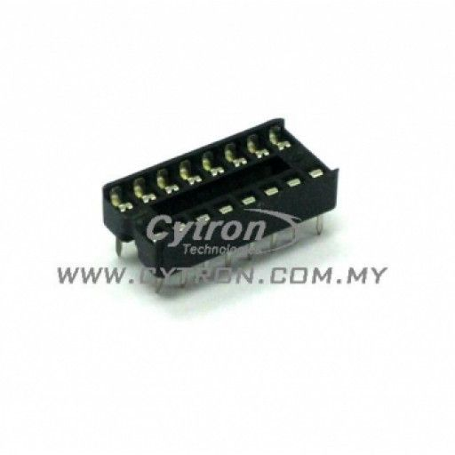 IC Socket-16 pin
