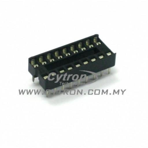 IC Socket-18 pin