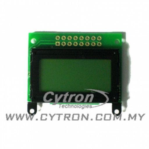 LCD (8x2)