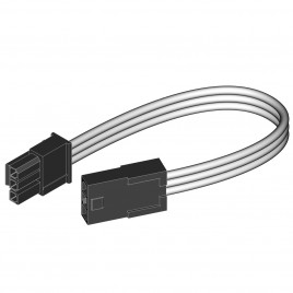 Male to Female Extension Cable (L)