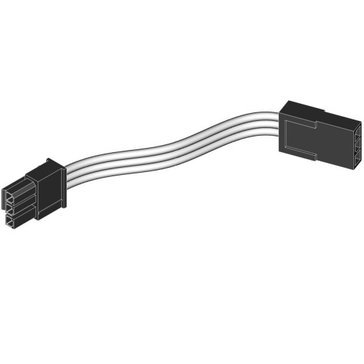 Male to Female Extension Cable (S)