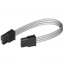 Male to Male Extension Cable (L)