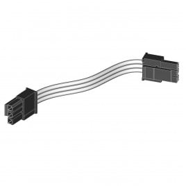 Male to Male Extension Cable (S)