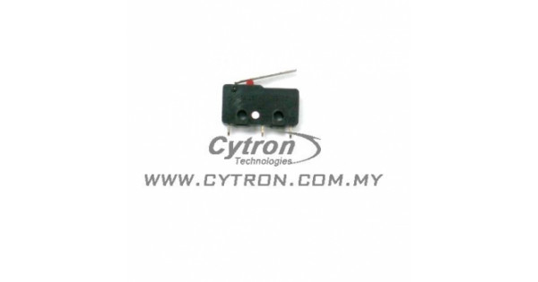 SPST NO Mini Size PC Board Mount 10 X Momentary Pushbutton Micro Switches