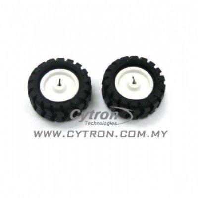 Mini wheel 42x19 mm (1 Pair)