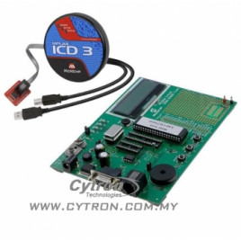 MPLAB ICD 3 Evaluation Kit (with PICDEM