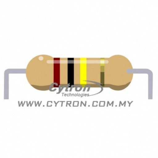 Resistor 0.25W 5% (100K)