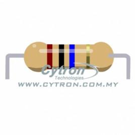 Resistor 0.25W 5% (10M)