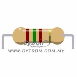 Resistor 0.25W 5% (150R)