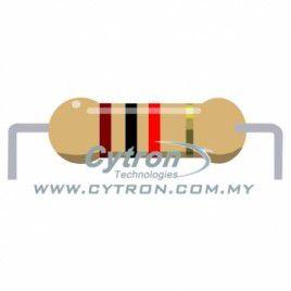 Resistor 0.25W 5% (1K)