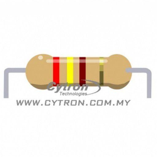 Resistor 0.25W 5% (240R)