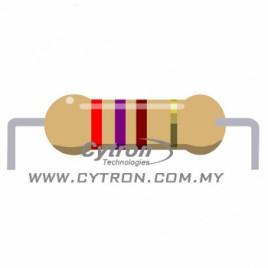 Resistor 0.25W 5% (270R)