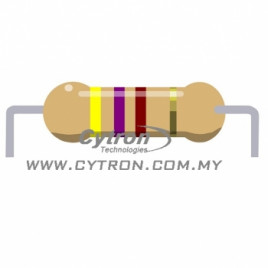 Resistor 0.25W 5% (470R)