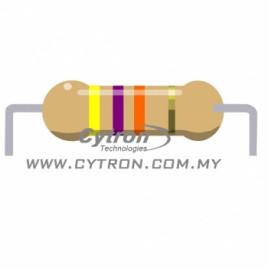 Resistor 0.25W 5% (47K)
