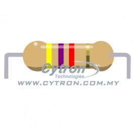 Resistor 0.25W 5% (4K7)