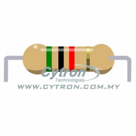 Resistor 0.25W 5% (5K)