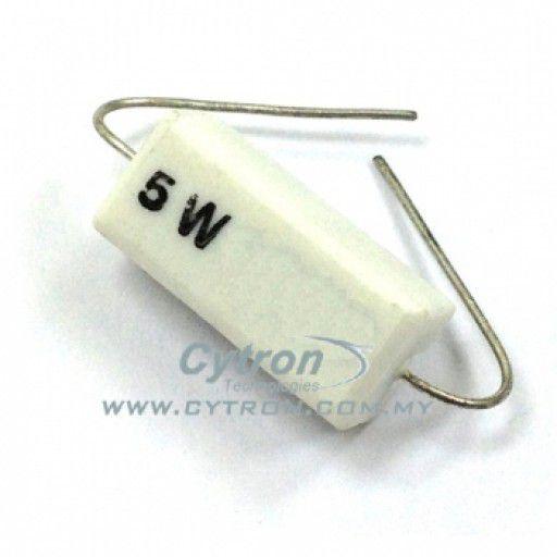 Resistor 5W 5% 1K