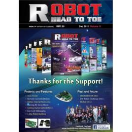 Robot. Head To Toe (Volume 11)