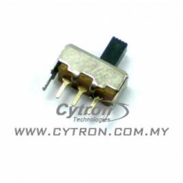 Slide Switch 3 Pins (Silver)