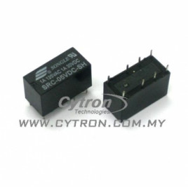 Songle DPDT Relay SRC 05V