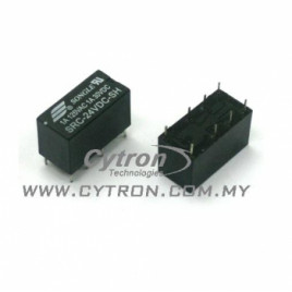 Songle DPDT Relay SRC 24V