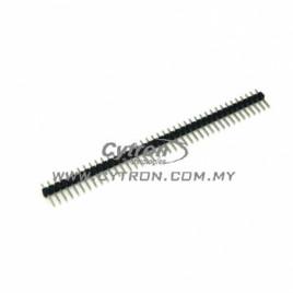 Straight Pin Header (Male) 1x40 Ways