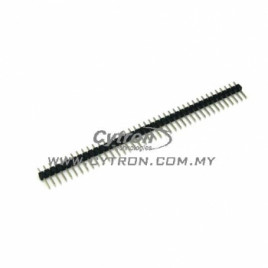 Straight Pin Header (Male) 1x40 Ways