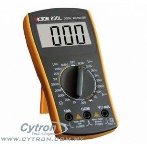 Victor 830L Multimeter