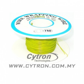 Wrapping Wire AWG30 1Roll (Green)