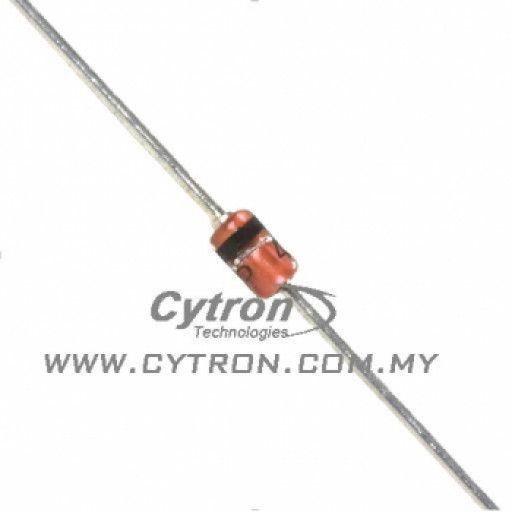 Zener Diodes 1/2W 5V1