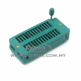 ZIF Socket-28 pin