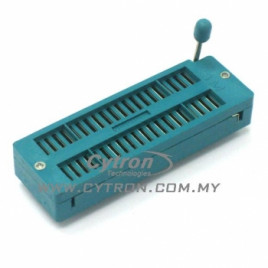 ZIF Socket-40 pin