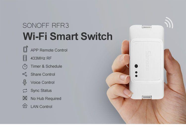 Sonoff Rfr3